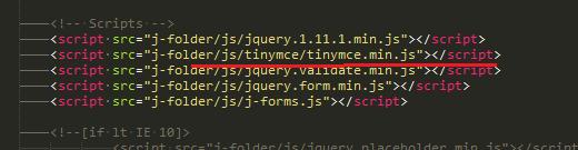 Just Forms full - Form Framework